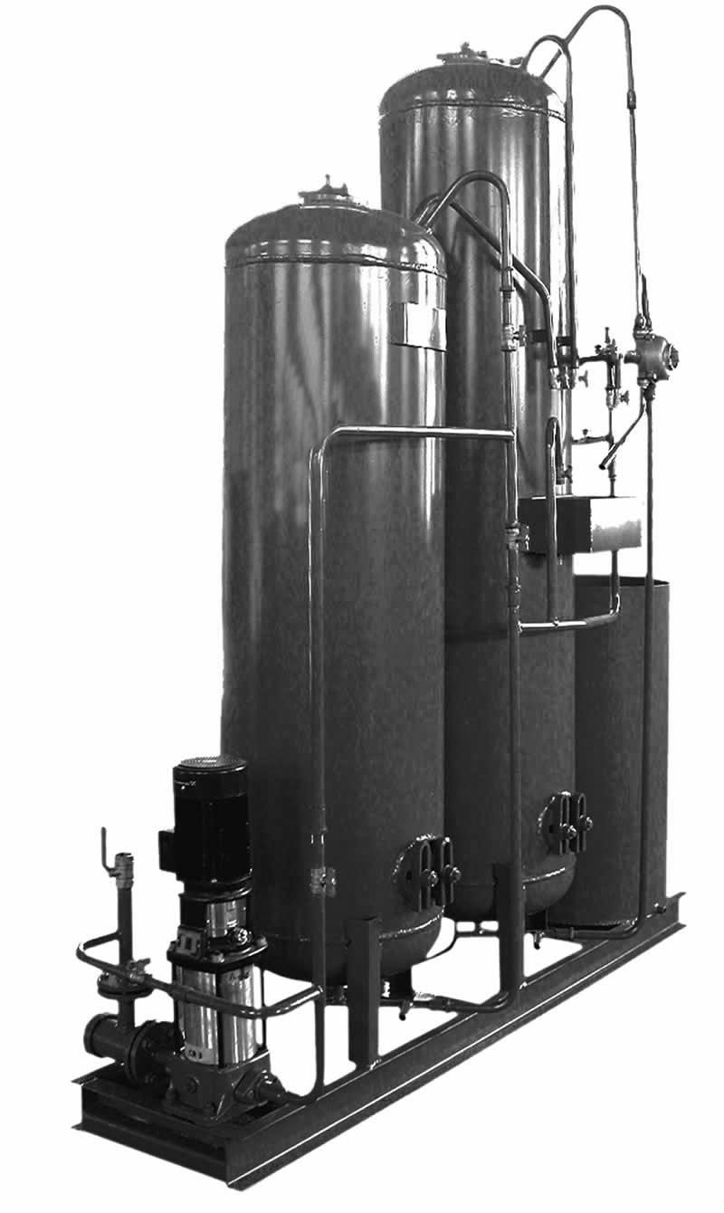 Установка ВПУ для водоподготовки