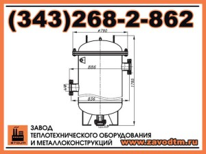 Фильтр сетчатый ФСЖ 100-200-3