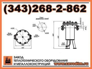 Фильтр сетчатый ФСЖ 20-80-1.2